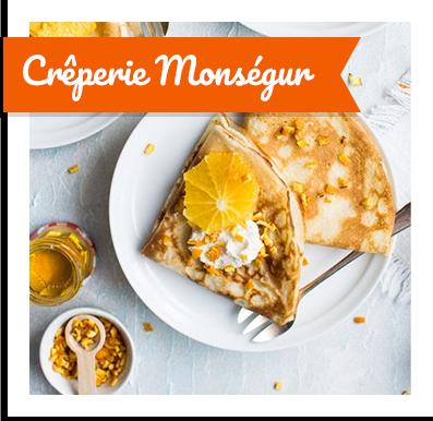 Crêperie Monségur